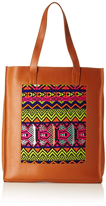 f42800d50dcf7 Kanvas Katha Women s Tote Bag (Multi-Colour)  Amazon.in  Shoes   Handbags