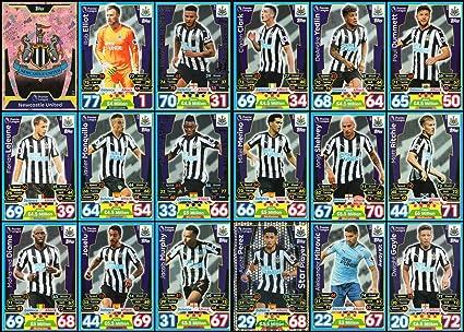 Match Attax 2017//18 Newcastle United 17//18