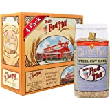 Bob's Red Mill Gluten Free Steel Cut Oats, 24-ounce (Pack of 4)