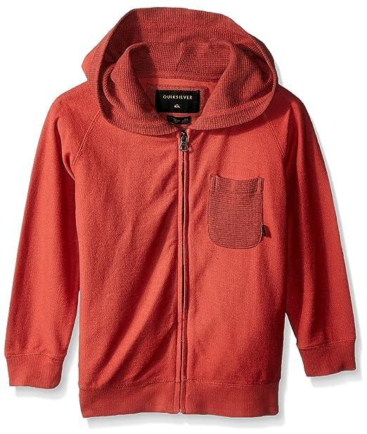 dc67469d7d Amazon.com: Quiksilver Boys' Baao Zip Kids Fleece: Clothing