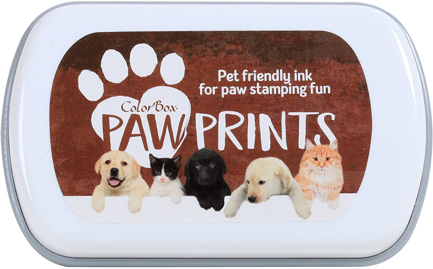 ColorBox 36200 Pet Inkpad Full Size Black Clearsnap Holding Inc.