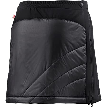 best authentic 1b9fe ab121 VAUDE Sesvenna Skirt Primaloft Damen Rock schwarz