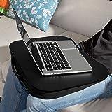 SoBuy FBT28-Sch Support ergonomique pour Ordinateur portable jusqu'à 18.4