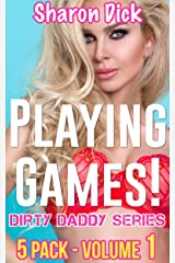 Playing Games! 5 Pack - Volume 1 (Dirty Daddy Series) Kindle Edition