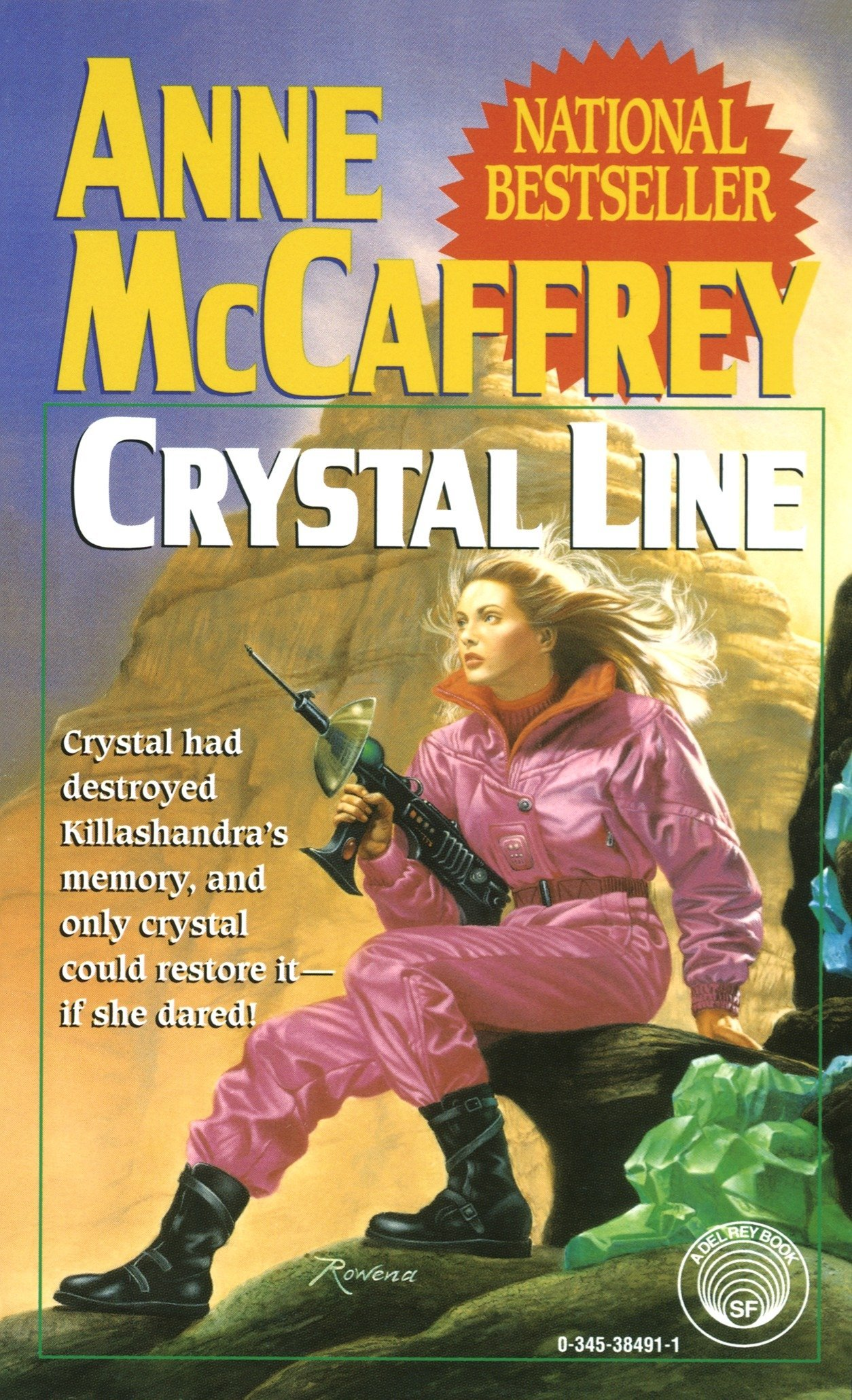 Crystal Line (Crystal Singer Trilogy, Band 3)