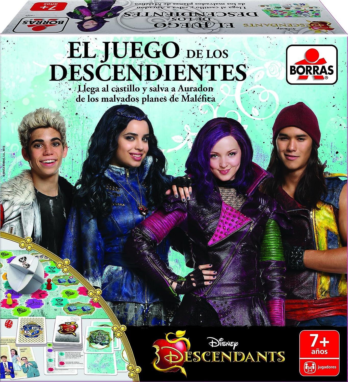 Educa Borrás-peliculas y TV Descendants, Juego de Mesa 16529 ...