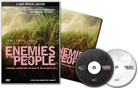 Amazon Enemies Of The People 2 Disc Special Edition Pol Pot