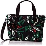 Kipling Womens Amiel Shoulder Bag Latin Flower Pr, One Size