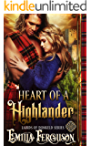 Heart Of A Highlander (Lairds of Dunkeld Series) (A Medieval Scottish Romance Story) (English Edition)