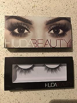 249e4831ca7 Amazon.com : Huda Beauty Classic False Eye Lashes
