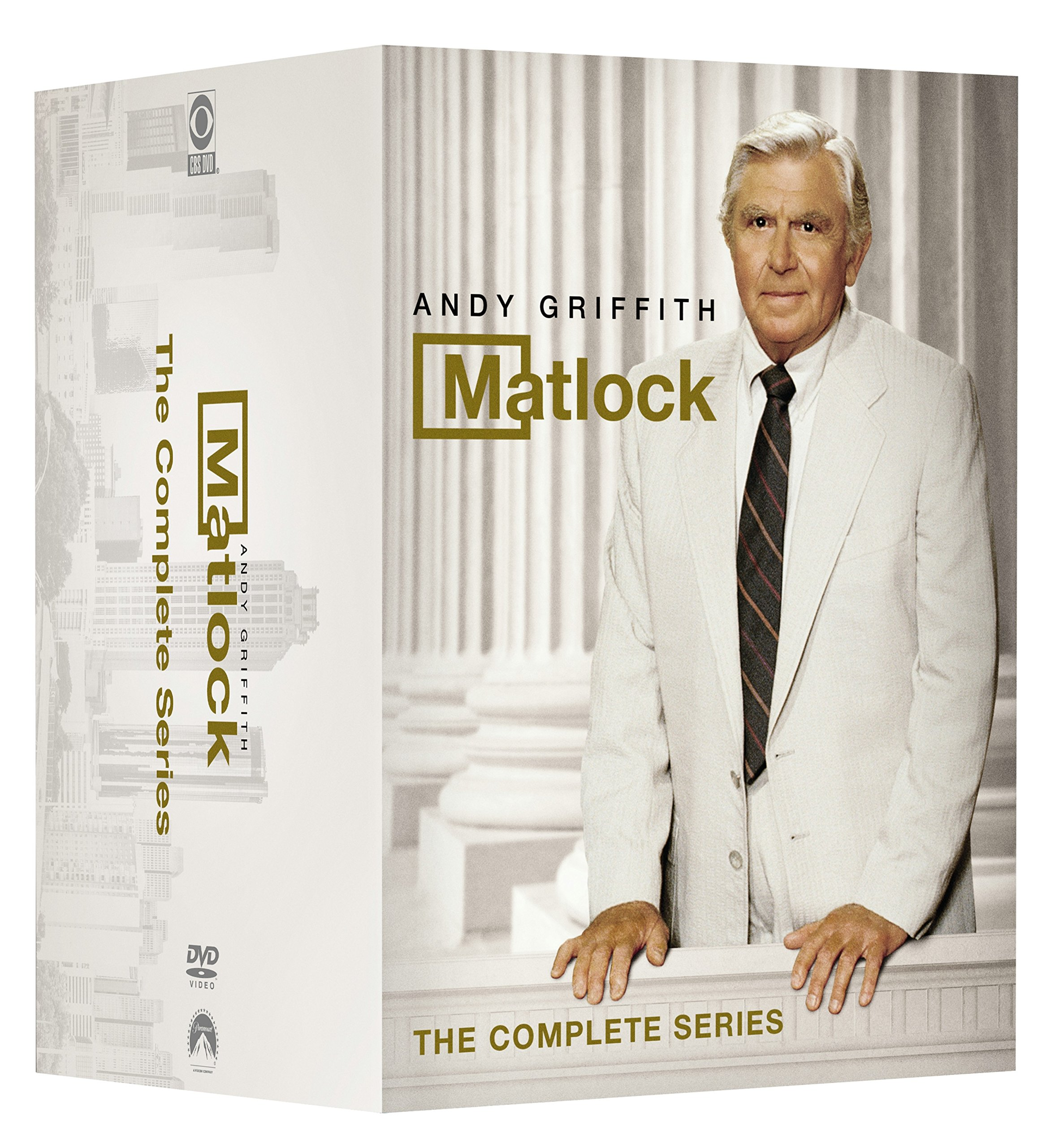 Matlock: The Complete Series by Paramount Home Entertainment