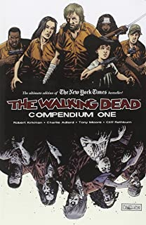 Amazon the walking dead compendium two 9781607065968 the walking dead compendium one fandeluxe Image collections