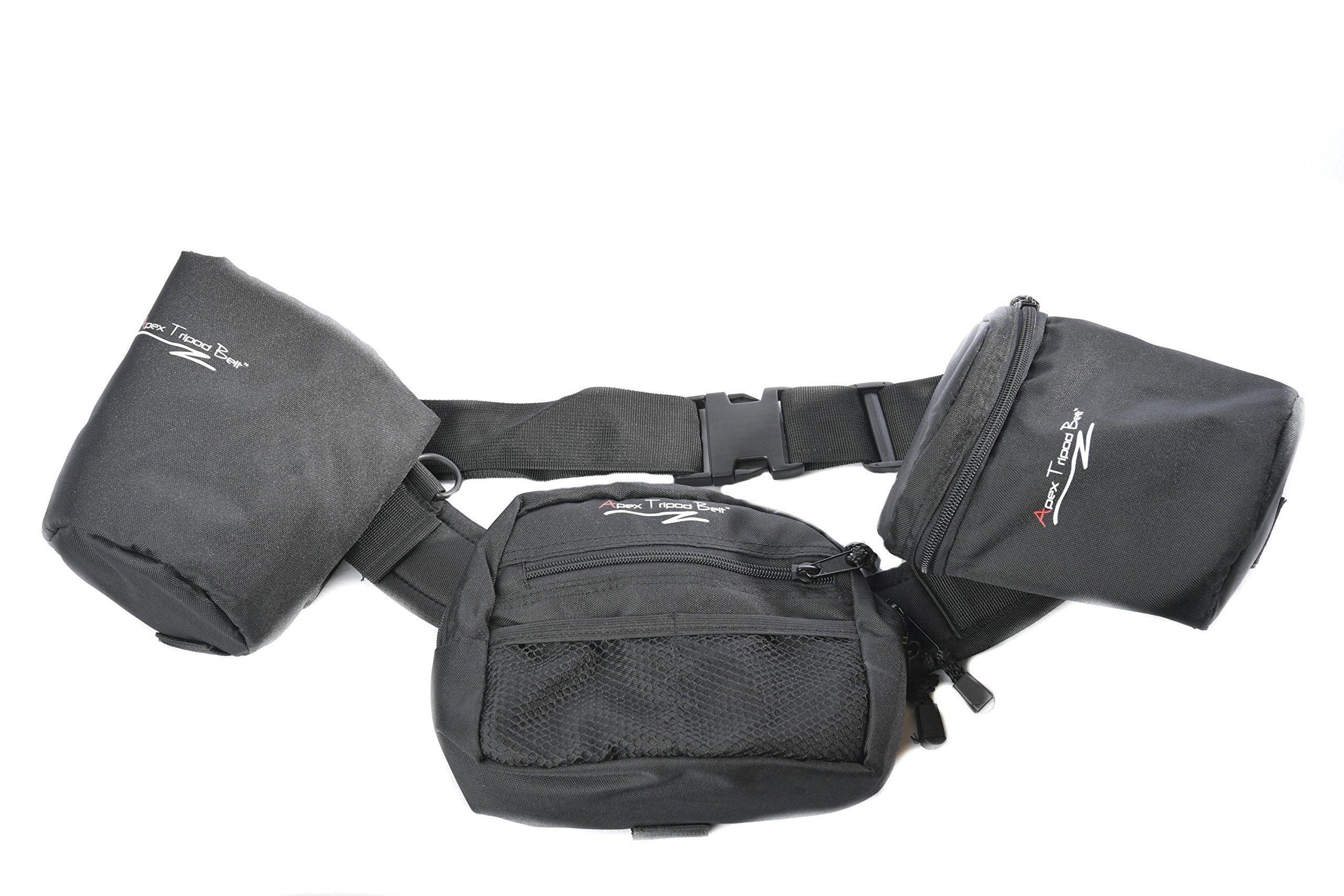EPGear Apex Utility Pouch Bundle -Black by EP Gear