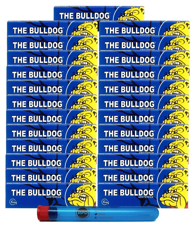 Amazon com: The Bulldog Amsterdam Blue King Size Hemp