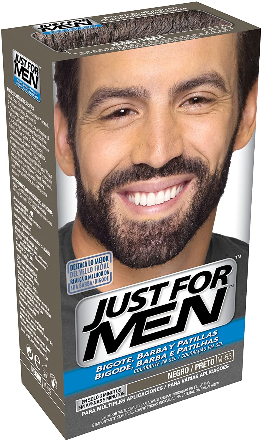 Just For Men, Coloración semipermanente Combe P423