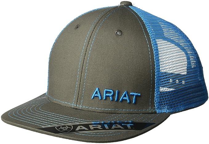 ARIAT Men s Mesh Snap Back Hat e9605e0d763f
