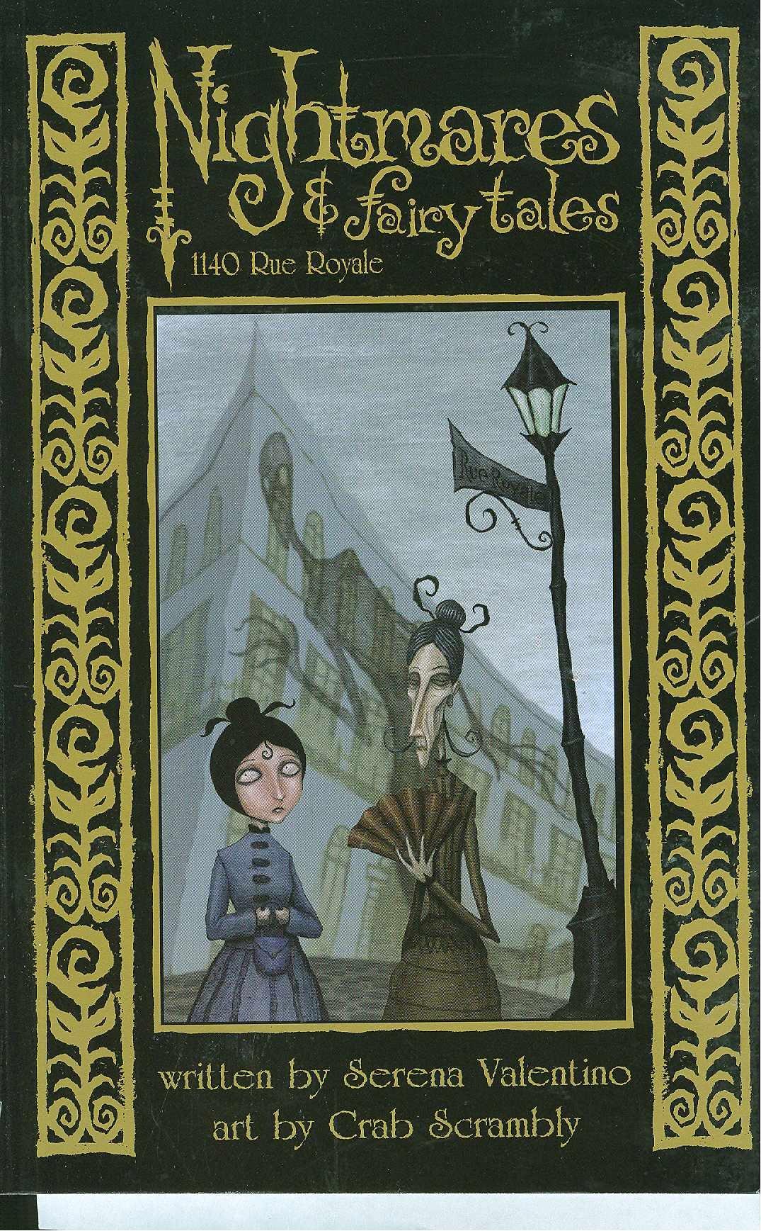 Nightmares & Fairy Tales Volume 3: 1140 Rue Royale pdf