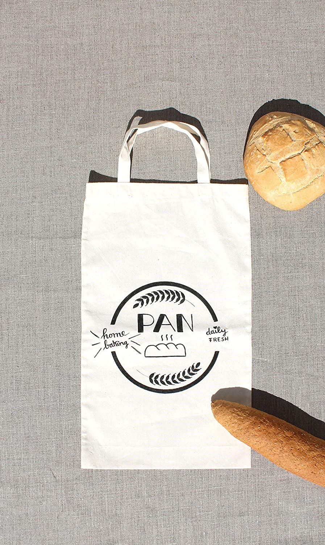 Bolsa Pan Algodón: Amazon.es: Handmade