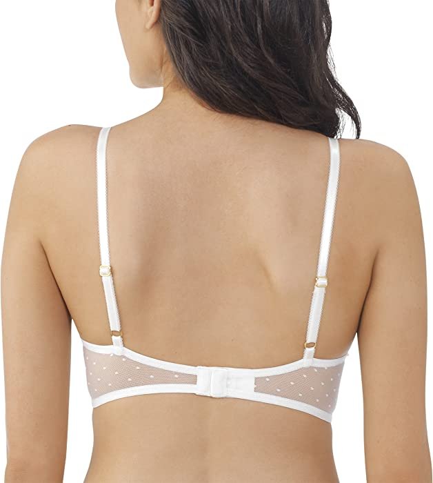 4bde930cd63d64 Women s Flattering Lace Bralette 71070. Vanity Fair ...