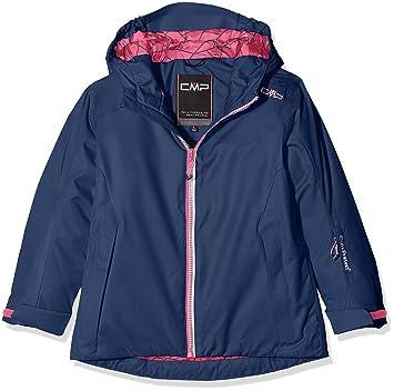 CMP - Chaqueta de esquí para niña, otoño/invierno, niña, color Nautico, tamaño 17 años (176 cm): Amazon.es: Deportes y aire libre