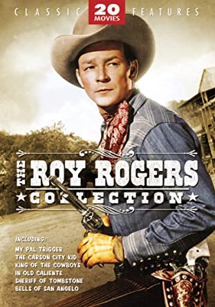 8c534d4eed8 Amazon.com  Roy Rogers 20 Movie Pack (4 DVD)  Roy Rogers