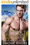 Claimed by a Soldier Billionaire: A BWWM Instalove Romance (Interracial Love: Small Town Soldiers Book 1)