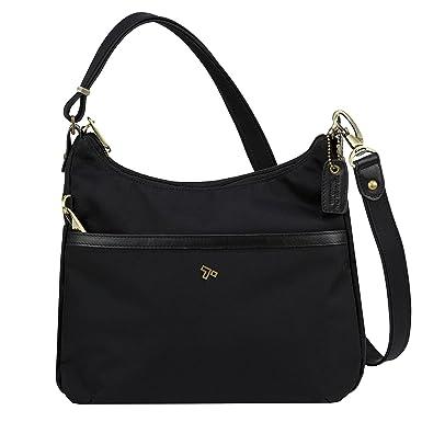 2a6fcd8317a Travelon Anti-Theft Hobo Bag