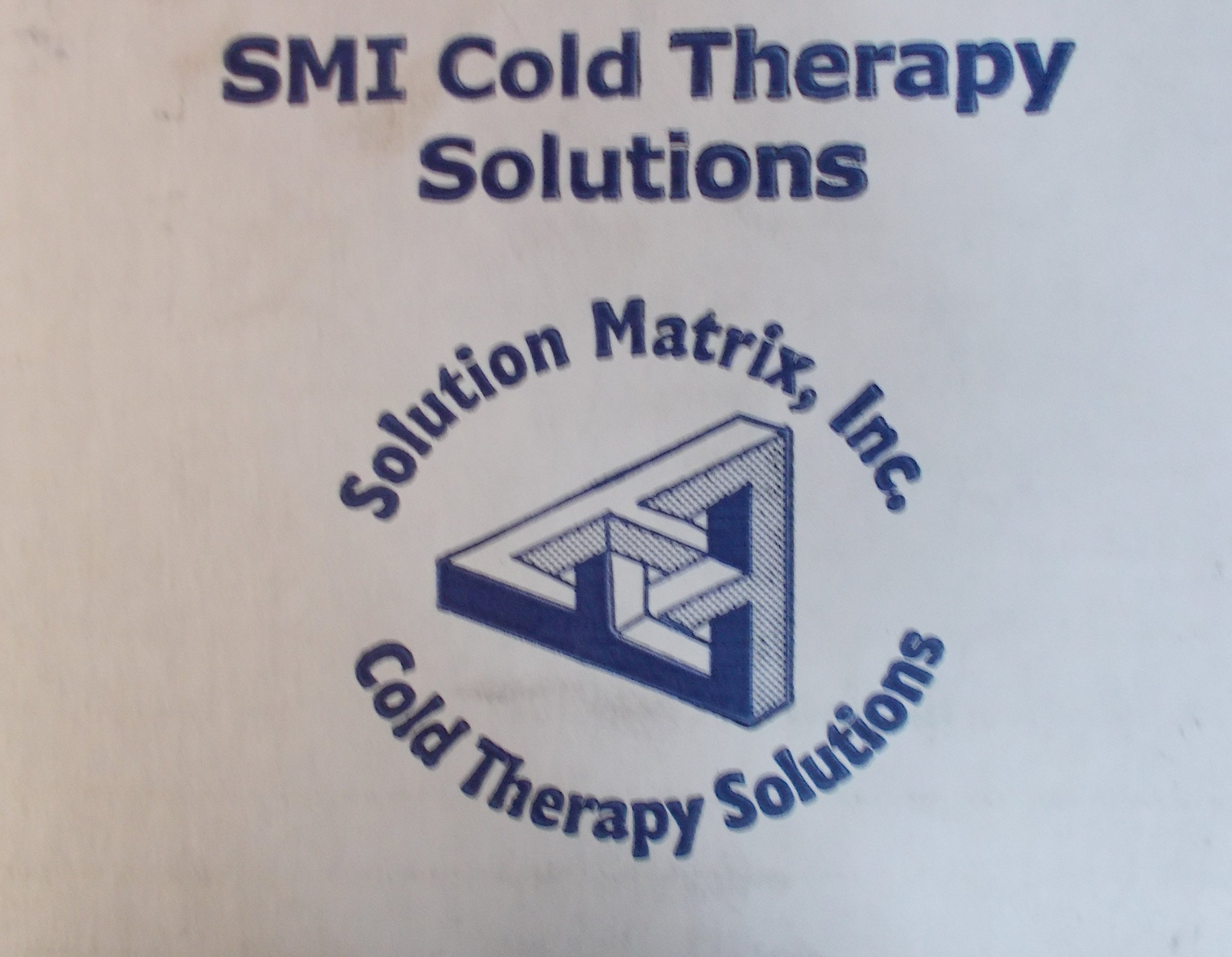 SMI Cold/Hot Therapy Bag 12/case