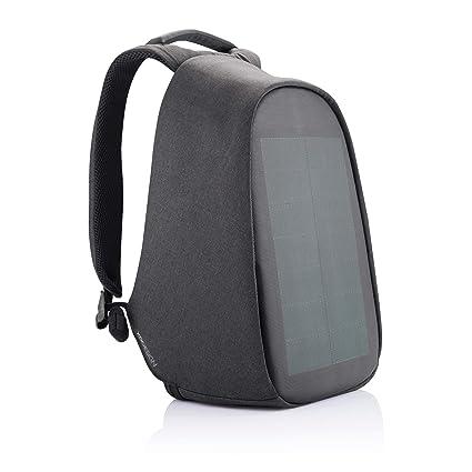 XD Design Bobby Tech Mochila Antirrobo Cargador Solar Inalámbrico USB/Type C