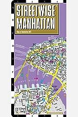 Streetwise Manhattan Map - Laminated City Center Street Map of Manhattan, New York (Michelin Streetwise Maps) Map