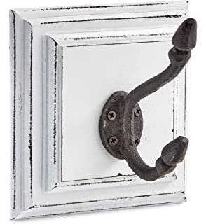Amazon.com: Premier Housewares 5 Diamante Hook Over Door ...
