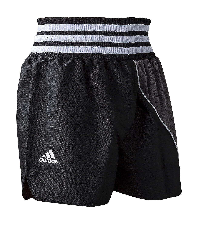 Adidas Pantalones Cortos De Boxeo De Saten Para Entrenamiento Hombre Ropa
