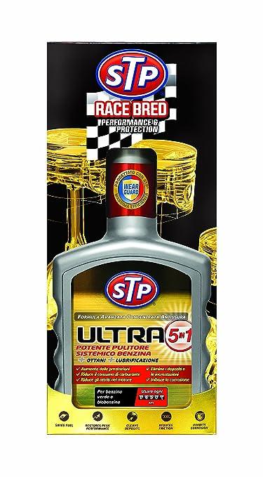 2 opinioni per Tavola 120535 STP Ultra 5 in 1 Benzina, 400 ml