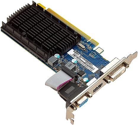 Sapphire 11166-68-20G Radeon HD 5450 2GB GDDR3 - Tarjeta gráfica ...