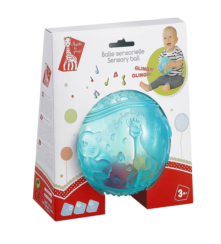 Vulli 230790.0 sensorischen Ball Spielzeug Sophie die Giraffe, blau MOLEO Sp.z o.o.