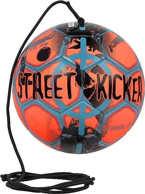 Select Street Kicker - Balón de fútbol, Color Naranja, Talla 4 ...