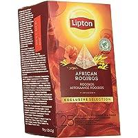 Lipton Selección Exclusiva Infusión African Rooibos, Caja Con