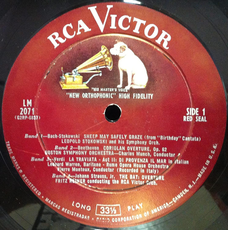 Various Rca Classical - VARIOUS RCA CLASSICAL THE