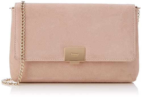 7ac768f6798 Dune Womens Bellairs Clutch Pink (Blush-Suede): Amazon.co.uk: Shoes ...