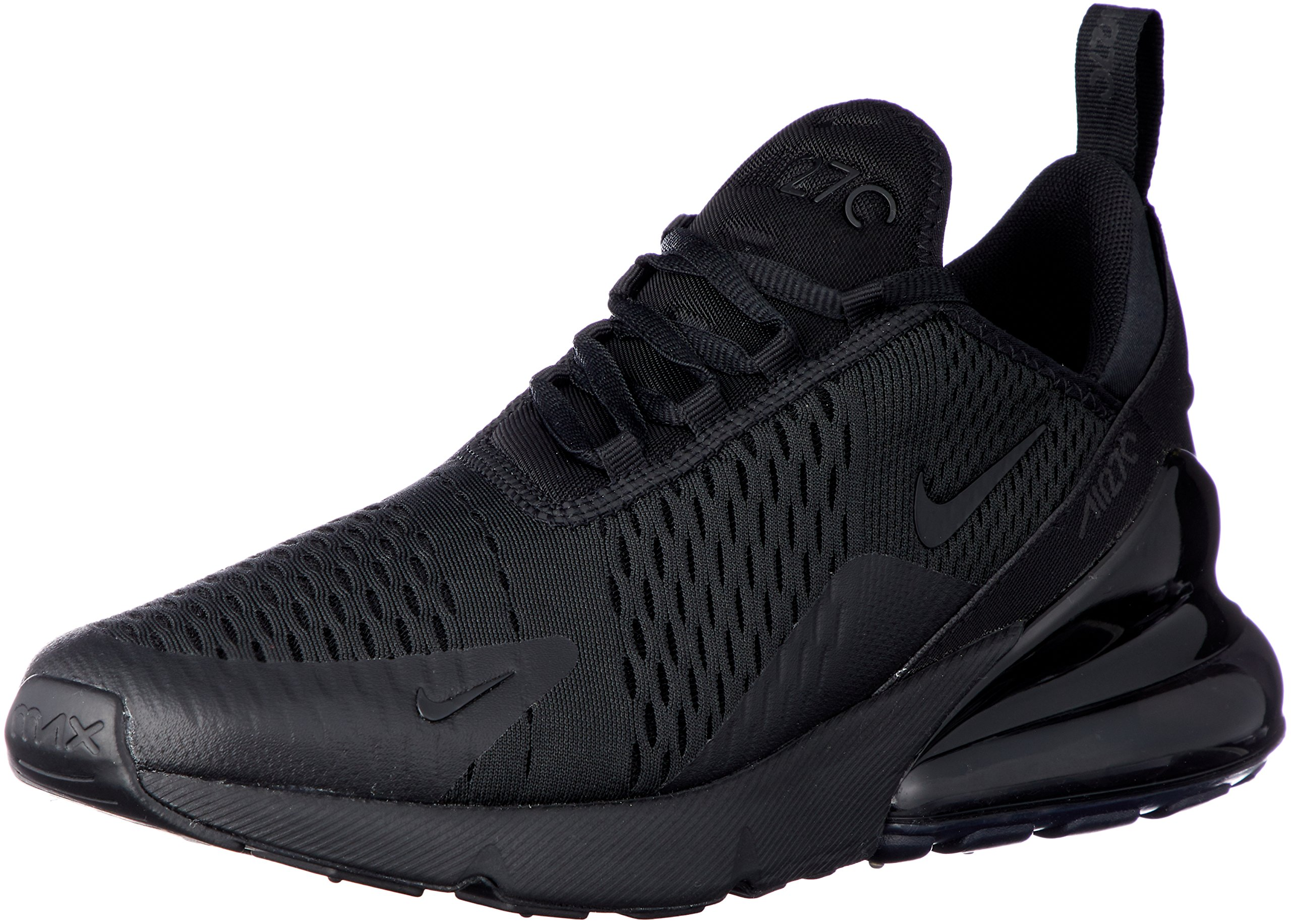Nike Air Max 270 Men's Running Shoes BlackBlack Black AH8050 005 (8 D(M) US)