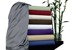 Brielle 100 Percent Rayon Bamboo Sheets