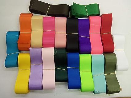 1 5grosgrain Ribbon 125 Yards Solid Color  Yards Each