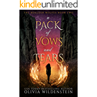 A Pack of Vows and Tears (The Boulder Wolves Book 2)