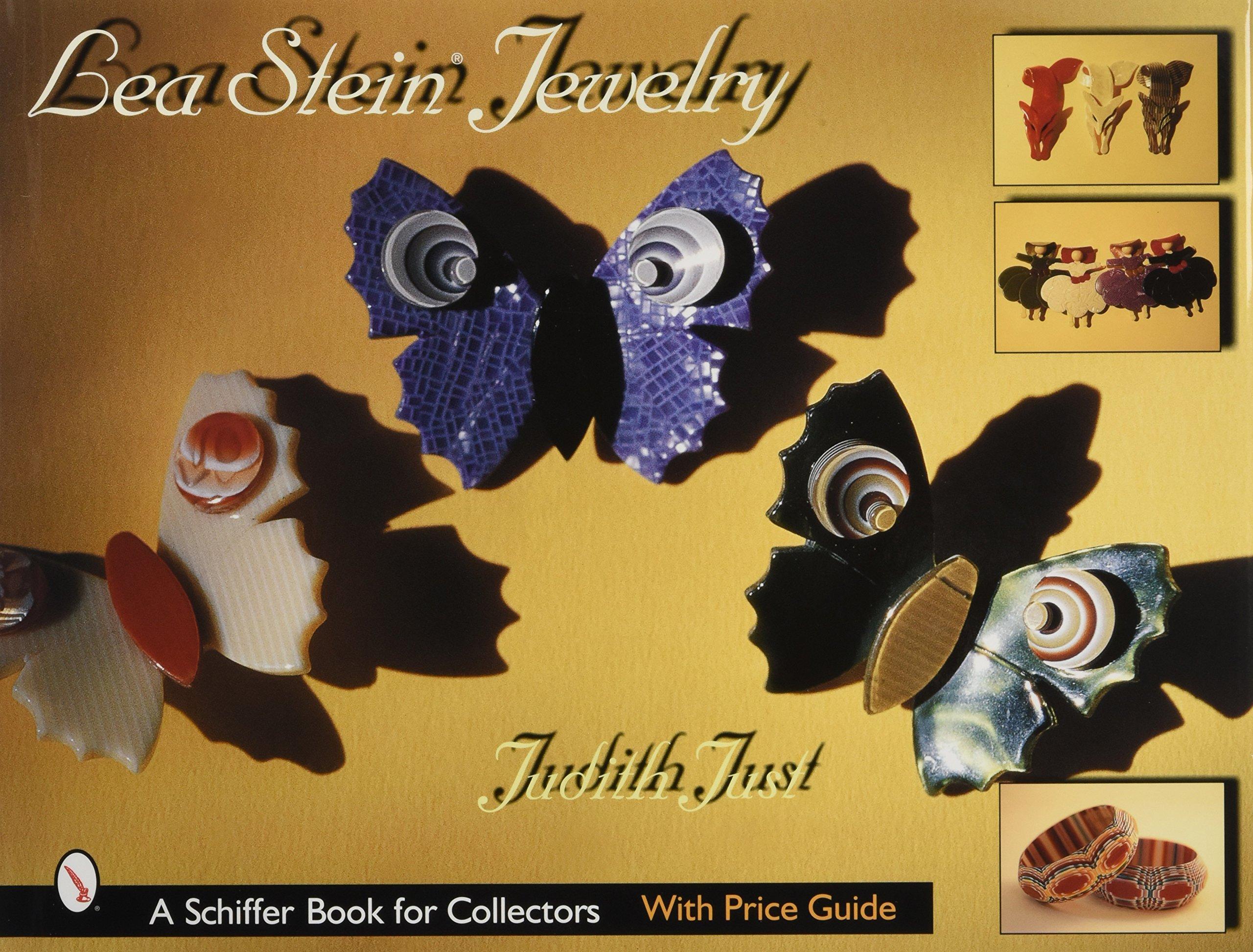 Lea Stein Jewelry (Schiffer Book for Collectors): Judith Just:  9780764313813: Amazon.com: Books