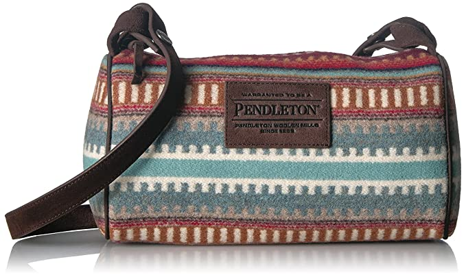 cf87277bbf Pendleton Women s Travel Kit with Leather Strap Packing Organizers ...