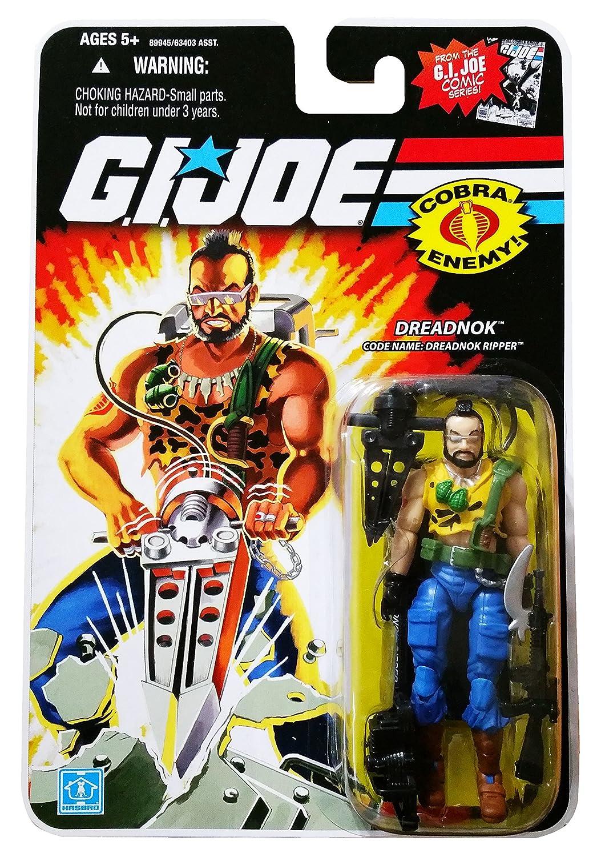 G. I. Joe Gi Joe 25Th Anniversary Dreadnok Ripper Action ...