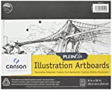 Canson Plein Air Illustration Smooth Art Board Pad