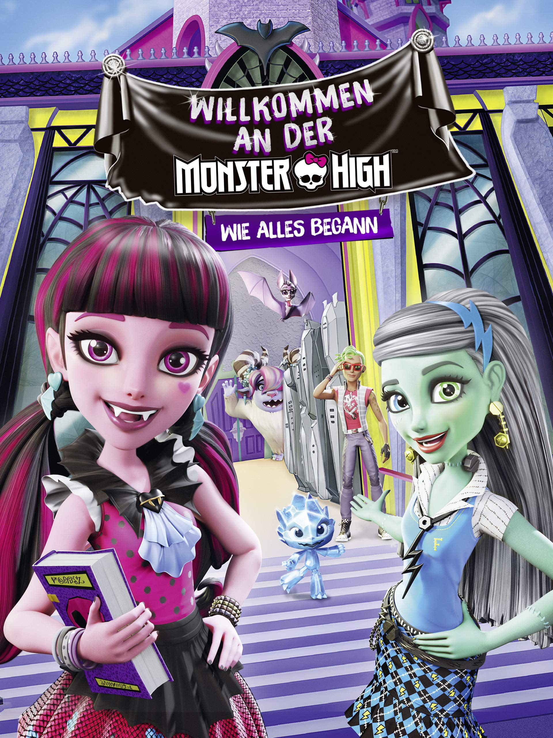 Amazon De Monster High Welcome To Monster High Ansehen Prime Video