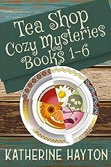 Tea Shop Cozy Mysteries - Books 1-6 Kindle Edition