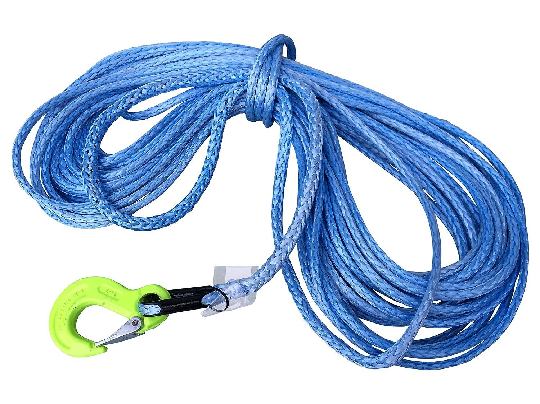10/mm 15/m sint/éticos cuerda de Dyneema SK78/guardacabos con ganchos para cabes